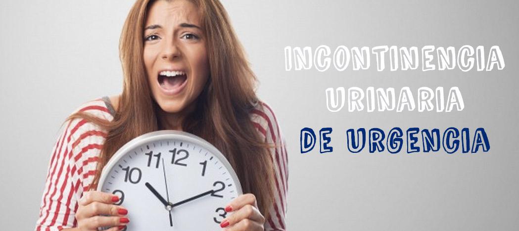 Incontinencia Urinaria de Urgencia
