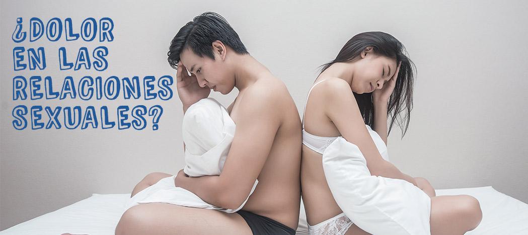 Dispareunia: Dolor en las Relaciones Sexuales