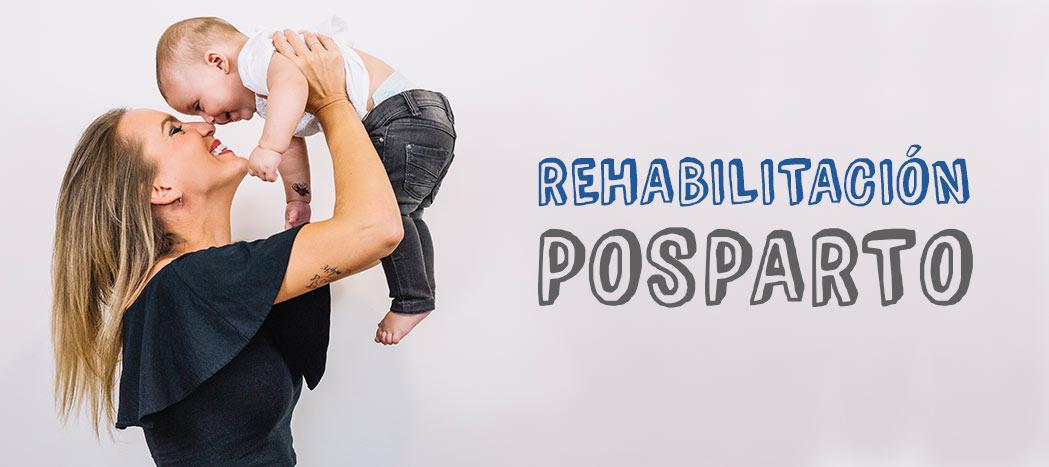 Rehabilitación Pélvica Posparto