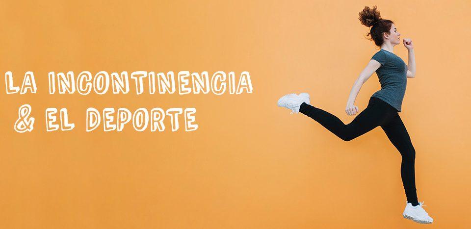 Incontinencia y el deporte